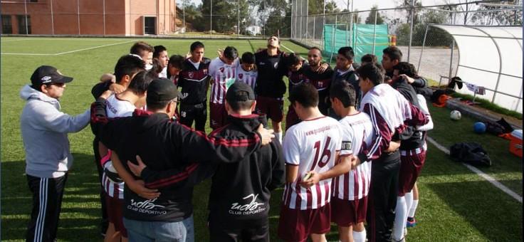 La Selección de la UDLA pasó a la semifinal del Campeonato Amateur de Pichincha