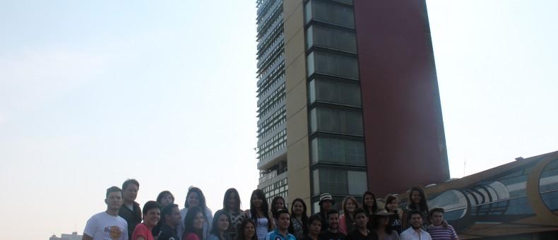 Visita UNAM