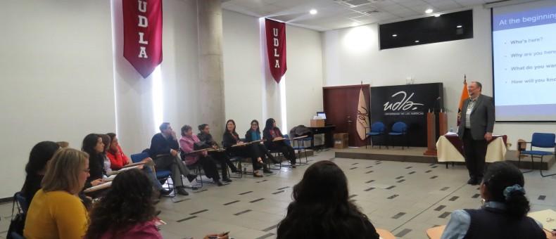 Exposición Escuela de Idiomas
