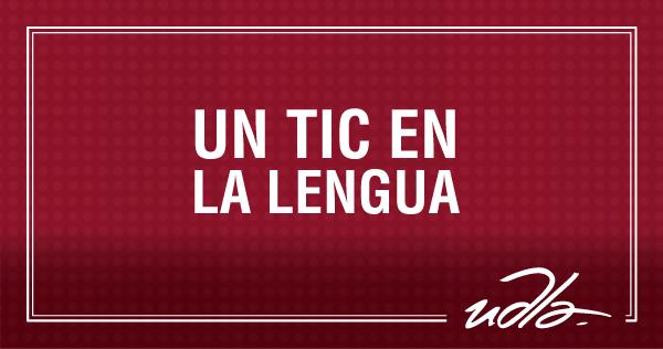 Tic en la Lengua