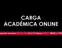 Carga Académica