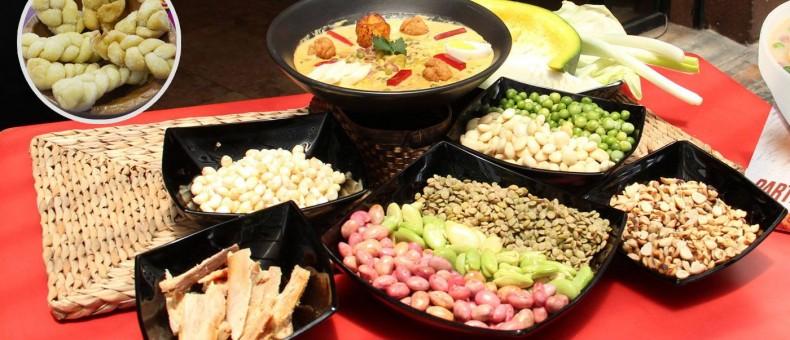 El plato tradicional de Semana Santa y los ingredientes que se usan para su elaboración. Cortesía