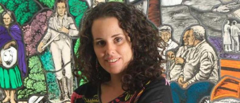 Meysis Carmenati tiene un PhD en Ciencias Filosóficas. Dictó clases en Flacso, IAEN, UCE y Andina. En esta universidad ha dictado clases de Análisis de Discurso. Foto: María Isabel Valarezo / El comercio. Cortesía El Comercio
