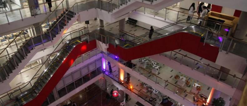 La noche del jueves 28 de mayo se inauguró el nuevo campus Udla Park. Foto: Galo Paguay/ EL COMERCIO