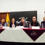 Mesa temática a cargo de:  José Rivera, Susana Herrero, Fernando Játiva, Martin Oller con moderador David Varea