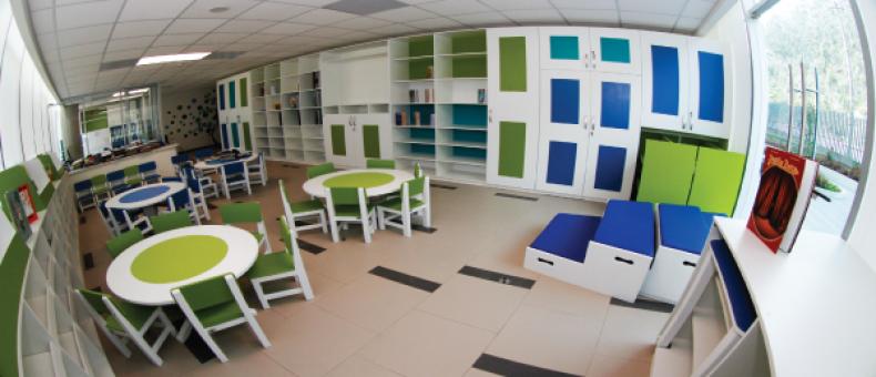 Biblioteca Infantil UDLA-EDUCA