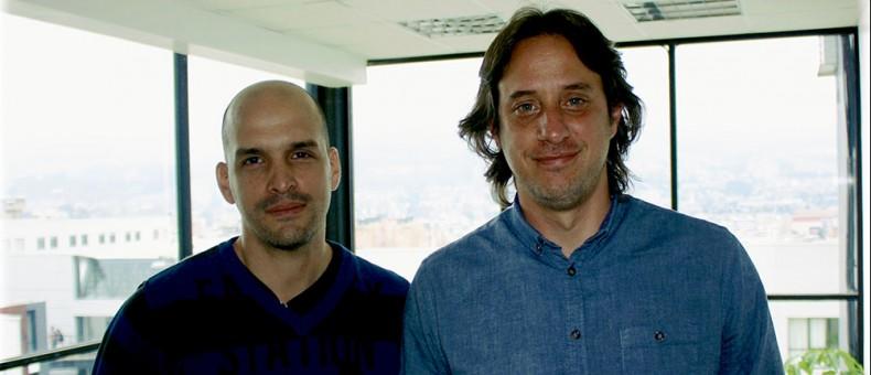Eduardo-Tejera-(bioinformático)-y-Maykel-Cruz-(quimioinformático). FOTO CORTESÍA: DICYT