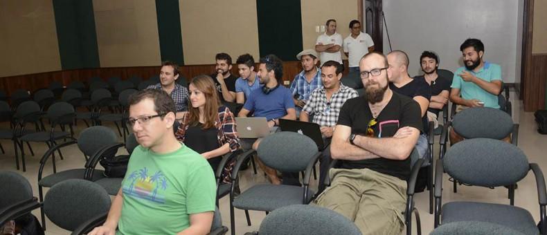 Estudiantes crearon material didáctico para fundación - Foto Cortesía El Diario Manabita
