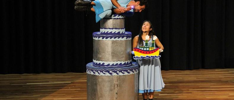 El teatro llega a la UDLA para los más pequeños