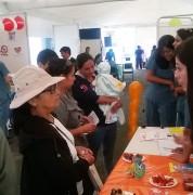 Estudiantes de Medicina de la UDLA favorecen a la población de Nanegalito