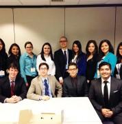 Club ONU de la UDLA se reúne con Embajador de Dinamarca