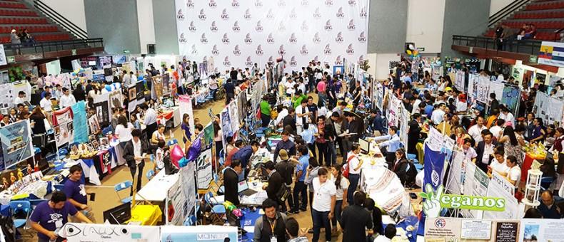 Eduardo Loza obtuvo el tercer lugar en la final de Proyecto Multimedia en México