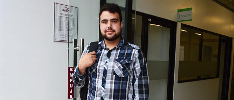 """""""La experiencia de intercambio UDLA es invaluable"""": Sebastián Sarasty, estudiante"""
