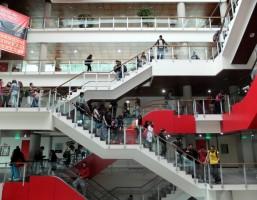 UDLAPark campus