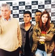 """Alumnos de Periodismo participaron en el taller """"Como ser Presentador de Noticias"""""""