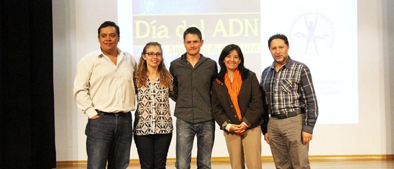 Compartiendo conocimientos, la UDLA celebró el Día del ADN