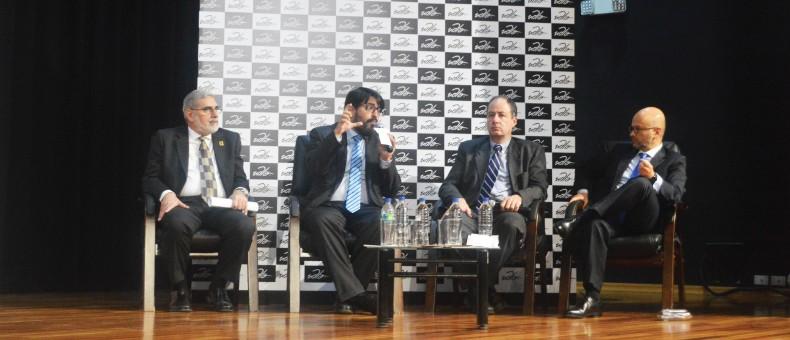Se realizó con éxito la conferencia Ecuador y Venezuela: ¿Qué queda después del boom petrolero?
