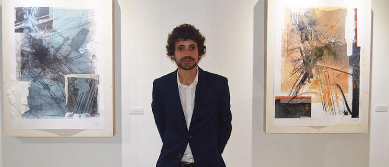 Docente Investigador de la UDLA expone su obra en la Alianza Francesa