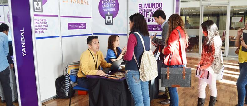 Feria de empleos 2016