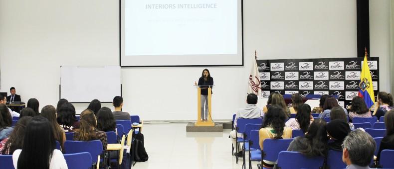 Semana del interiorismo reúne a alumnos y graduados UDLA