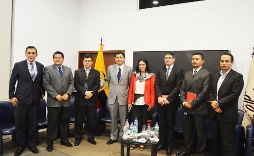 Se realizó conversatorio: El futuro de las Telecomunicaciones en el Ecuador