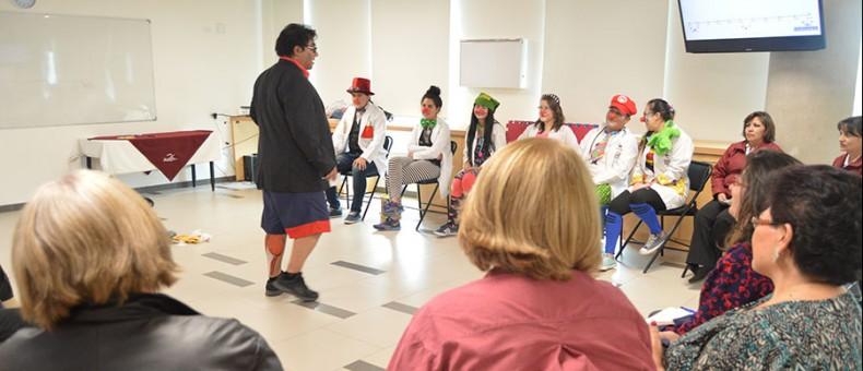 Ser clown en el aula: aprendizaje integral