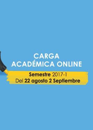Carga Académica Online