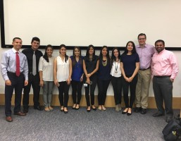 Curso de Investigación-Florida International University