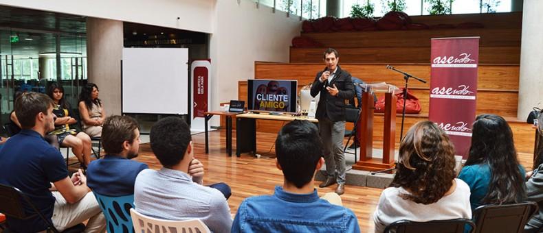 Proyectos de innovación social se presentaron en la Feria de Emprendimiento