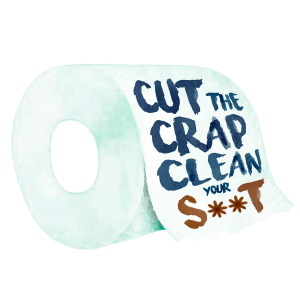 CUT THE CRAP CLEAN
