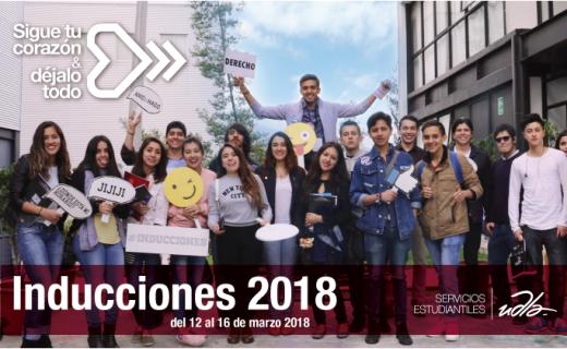 Inducciones 2018